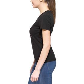 POLER Venn Camiseta Mujer, black